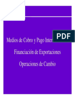 Financiacion Internacional Medios de Pago