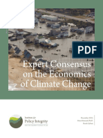 Expert Consensus on the Economics of Climate Change