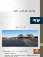 school profile