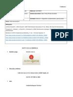 Evidencia 1. Diagnóstico Fundamentación y Plan de Acción