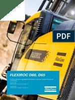 FlexiROC D65 Sales Brochure