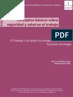 BENLLOCH LOPEZ Mari Cruz; UREÑA UREÑA Yolanda 2014 . El Trabajo y La Salud Los Riesgos Profesionales. Factores de Riesgo