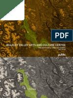 Bulkley Valley Arts & Culture Centre Final Presentation