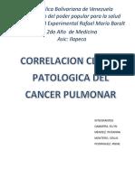 Cancer de Pulmon.