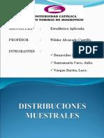 Distribuciones Muestrales - Expo