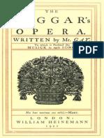 The Beggar's Opera by John Gay