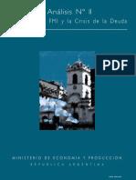 Argentina, el FMI y la crisis de deuda.pdf