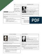Teorías constructivistas y asociacionistas del aprendizaje