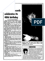 Atlantic Records 40th Anniversary Concert