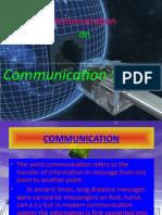 Communications Final