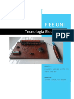 Tecnologia Electronica Tercer Proyecto Radio Galena