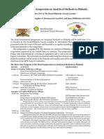 IAP 3rd Symposium