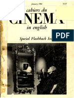 Cahiers Du Cinema in English 1 Jan 1966