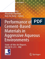Performance in Agressive Environment