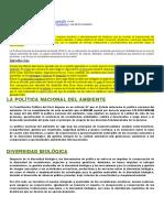 politica  nacional del medio ambiente.docx