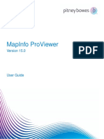Mi Pro Viewer User Guide