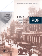 Maria Cristina Teixeira Machado - Lima Barreto
