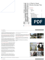 U District Green Streets Concept Plan 2015