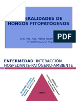 Generalidades de Hongos 2016