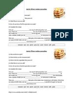 Jamie Oliver Makes Pancakes