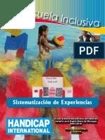 La Escuela Inclusiva Nicaragua 2010