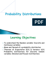 UNIT 8 - Discrete Probability Distribution