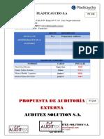 Administración de La Auditoría