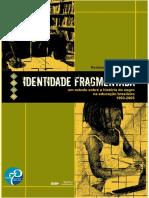 Identidade Fragmentada Um Estudo Sobre a História Do Negro Na Educação Brasileira 1993-2005