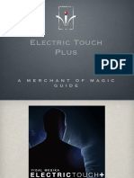 Electric Touch Free e Book