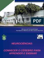 NEUROCIENCIAS conhecer o cerebro para aprender e   ensinar.pdf