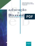Livro_educacao_e_diversidade - Cap. a Dicotomia Masculino x FEminino Na Construção Do Gênero e Suas Implicações Sociais
