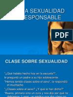 una  sexualidad  responsable