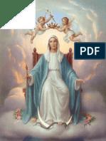 Coronacion Virgen Maria