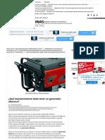 Mantenimiento generador eléctrico III.pdf