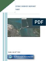 LAPORAN Survey Pelabuhan Gresik