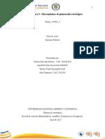 Unidad 2 Fase 3 –Herramientas de Planeación Estratégica 102002 - 01