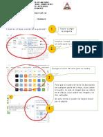 Analisis de La Pelc3adcula Intensamente Instructivo Para Desarrollo de La Guia