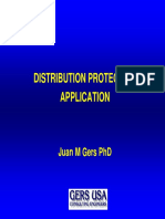 Distribution Protection Application