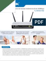 TL-WA901ND_V2.0_Datasheet_mx.pdf