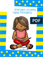 Compresión Lectora Para PrimariaPDF