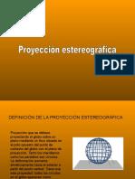 ProyeccionEstereografica.ppt