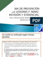F-marc. Revisión y Evidencias Para Congreso.