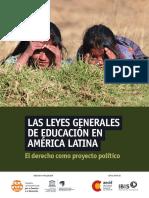 IIPE CLADE Leyes Generales de Educacion Nestor Lopez