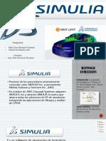 Presentación Cad Cam SIMULIA PDF