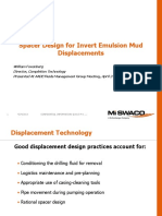 FMG 4-24-13 William Foxenberg-M-I Swaco-Spacer Design for Invert Emulsion Mud Displacements (1)
