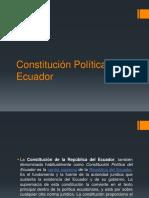 Realidad Del Ecuador
