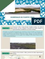 Humesales de Puerto Viejo