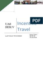 Laporan Incentive Travel