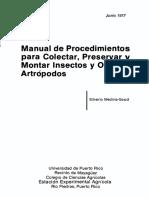 Manual Colectar y Montar Insectos (1977).pdf