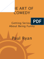 The Art of Comedy - Paul Ryan